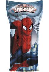 Colchoneta hinchable 119x61 cm. Spiderman