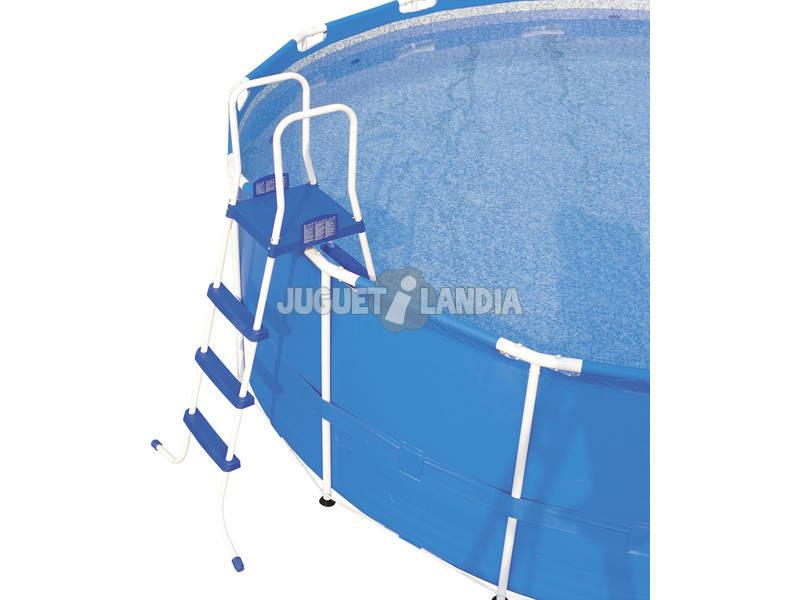 Acheter piscine d montable 366x122 cm bestway 56088 for Piscine demontable