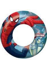 Flotador hinchable 56 cm. Spiderman