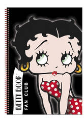 imagen Block microperforado Betty Boop Cinema