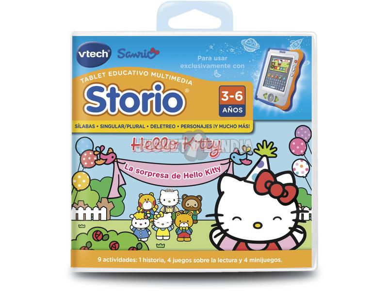 Hello Kitty juego Storio