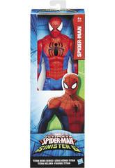 Spiderman Titan