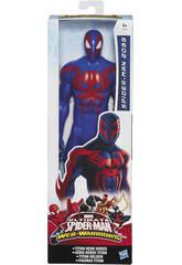 Spiderman Titan Web Warriors