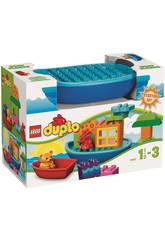 Lego Duplo Set Construccion Barcos para Bebes