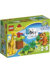 Lego Duplo Animales Bebes