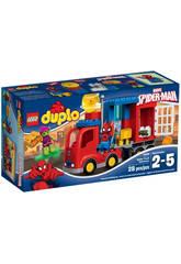 Lego Duplo Aventura Camion Ara�a de Spiderman