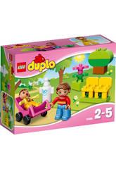 Lego Duplo La Mam� y El Beb�
