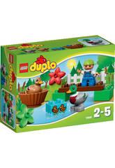 Lego Duplo El Bosque, Patos