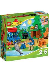 Lego Duplo El Bosque, Vamos a Pescar