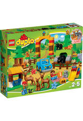 Lego Duplo El Bosque, Parque