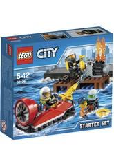 Lego City Set Introduccion Bomberos
