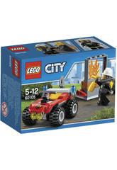 Lego City Todoterreno de Bomberos