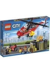 Lego City Unidad de Lucha contra incendios