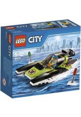 Lego City Lancha R�pida