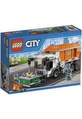 Lego City Camion de la Basura