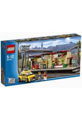 Lego City Estaci�n de Ferrocarril
