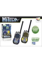 High Tech walkie-talkie 800 mts.