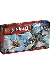 Lego Ninjago Dragon Elemental de Jay