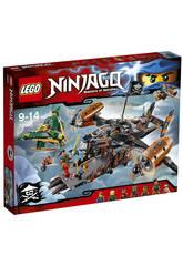 Lego Ninjago Fortaleza de la Mala Fortuna