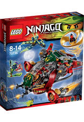 Lego Ninjago Ronin R.E.X.