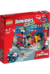 Lego Juniors La Guarida de Spiderman