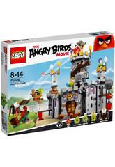 Lego Angry Birds Castillo Del Rey Cerdo