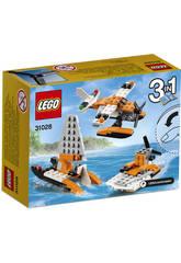 Lego Creator Hidroavion