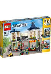 Lego Creator Tienda de Juguetes y Mercado