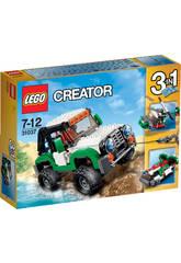 Lego Creator Vehiculos de Aventura