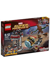 Lego S�per H�roes Marvel Knowhere Escape Mission