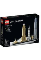 Lego Aquitectura Ciudad de Nueva York