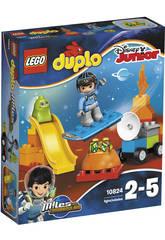 Lego Duplo Aventuras en el Espacio de Miles