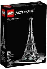 Lego Aquitectura Torre Eiffel