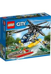 Lego City Persecuci�n en Helic�ptero