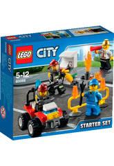 Lego City Bomberos