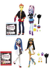 Mu�eca Monster High Parejas Monstruosas