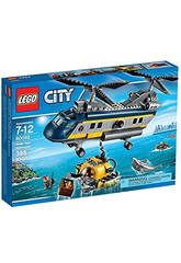 Lego City Helic�ptero de Exploraci�n