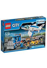 Lego City Transporte del Reactor de Entrenamiento
