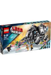 Lego The Movie La Nave de la Polic�a Supersecreta