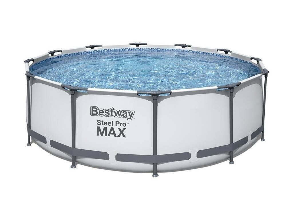 acheter piscine hors sol 366x100 cm bestway 56418. Black Bedroom Furniture Sets. Home Design Ideas