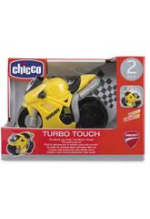 Turbo Touch Ducati Amarilla