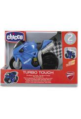 Turbo Touch Ducati Azul