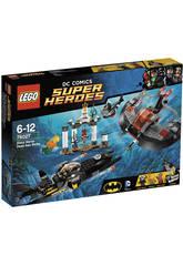 Lego SH El Ataque Submarino de Manta Negra