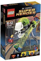Lego SH El Ataque de Brainiac