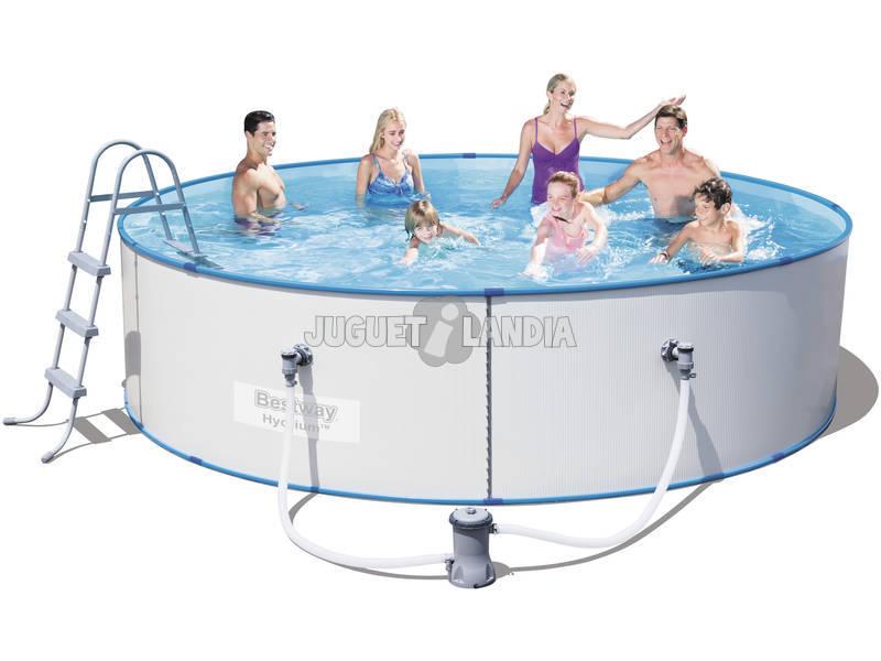 Acheter piscine ronde hors sol hydrium 360 x 90 cm bestway - Piscine ronde nancy ...