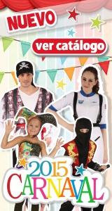 Catálogo Carnaval 2015