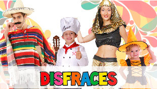 Disfraces mini