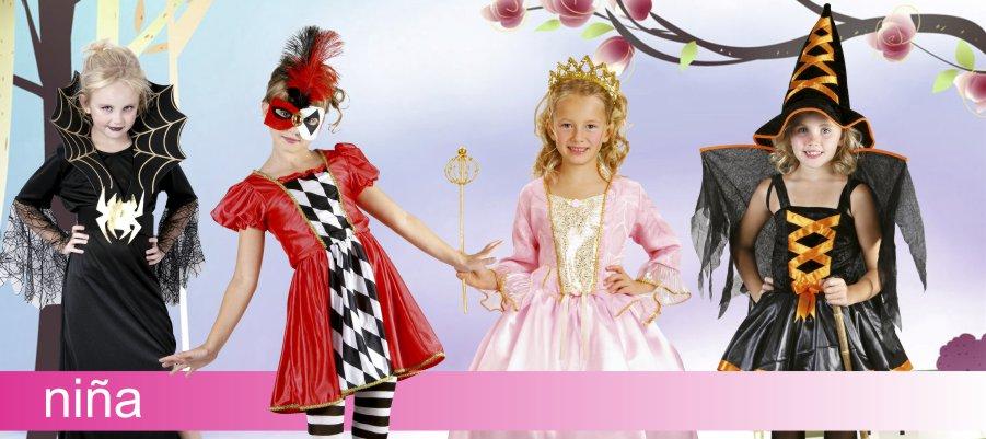 Carnaval niña