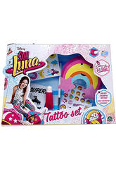 Soy Luna Tatto Set