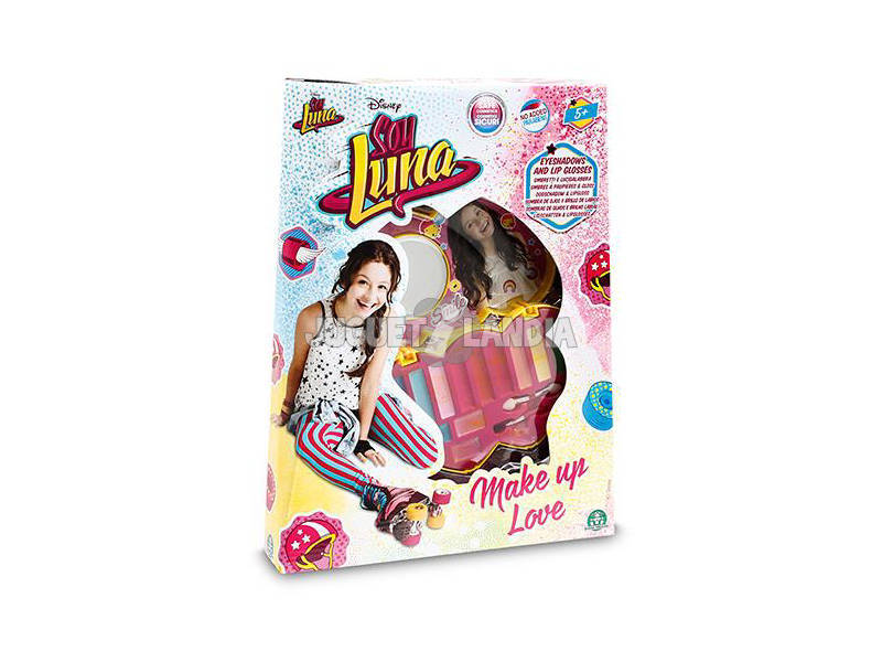 Soy Luna Make Up Love